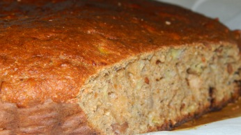 Nut Banana Bread
