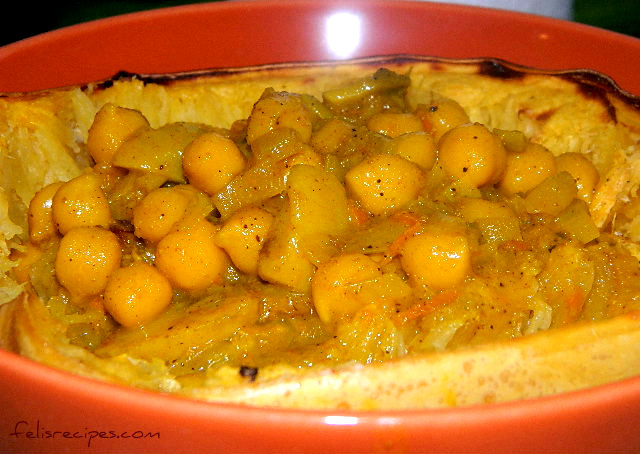 curry-leek-chickpea-boats