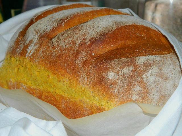 Turmeric loaf 2