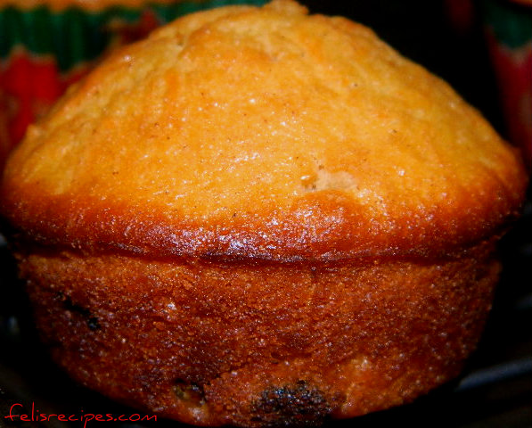 Carrot muffin 1