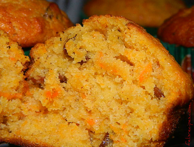 Carrot muffin 2