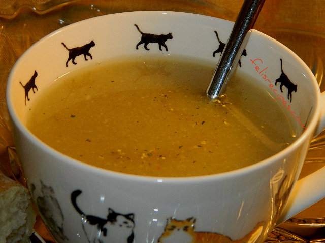 mushrrom soup 2